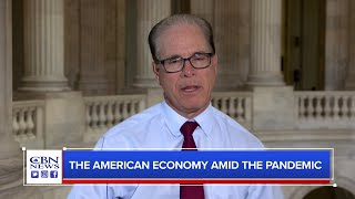 Sen. Braun to CBN News: Democrats' New Stimulus Package 'A Non-Starter'