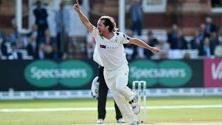 Ryan Sidebottom - Yorkshire County Cricket Club
