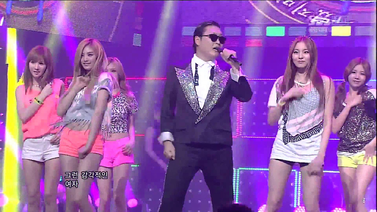 PSY (feat. HYUNA) - 'Oppa Just My Style' (Official Music Video)