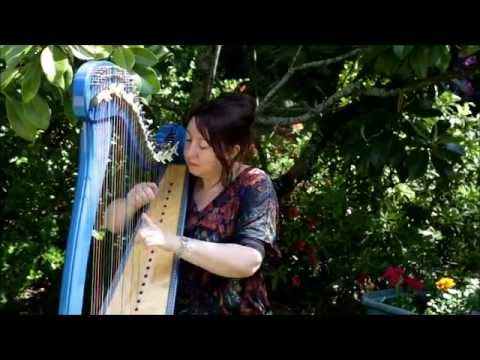 Westmorland Waltz ( on harp )