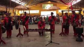 Datu Piang Kulintang Ensemble - Sagayan Festival 2014