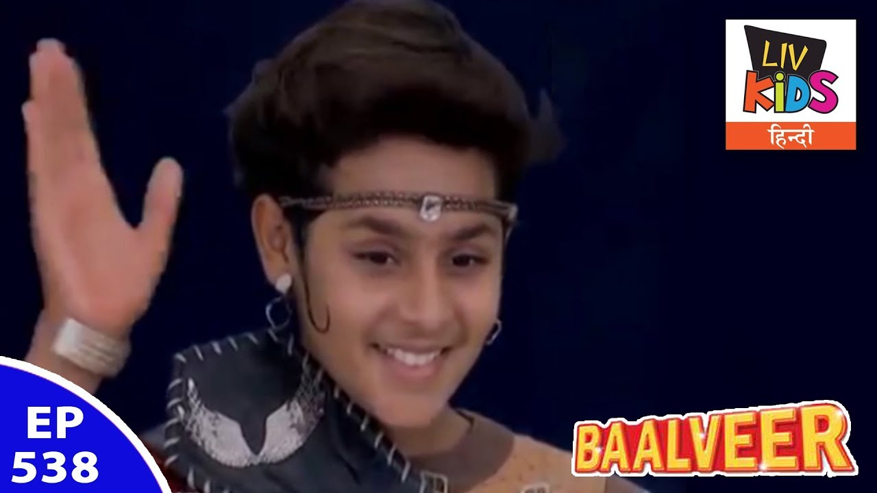 Baal Veer - बालवीर - Episode 538 - Baalveer In Hot Air Balloon