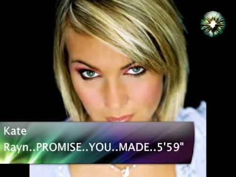 Kate Ryan  Promosse English Version