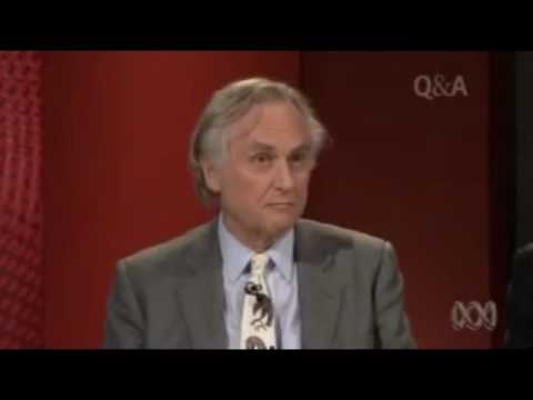 Richard Dawkins on absolute morality