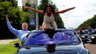 Классная свадьба! Беларусь