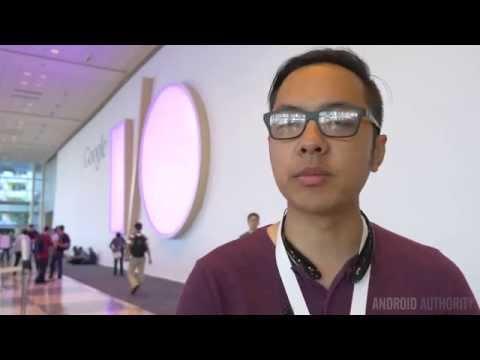 We're at Google I/O 2014!