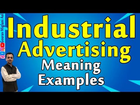 Industrial Advertising || By Gourav Miglani #GouravMiglani #GouravMiglani
