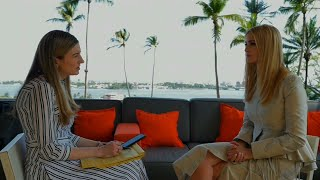 Ivanka Trump says Africa would inspire her dad
