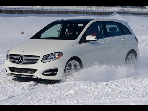 2015 Mercedes B 250 4Matic Review