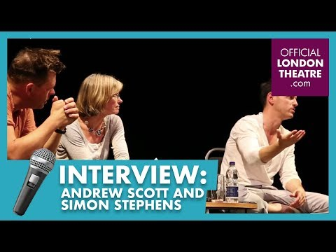 Andrew Scott and Simon Stephens Live Q&A at The Old Vic for