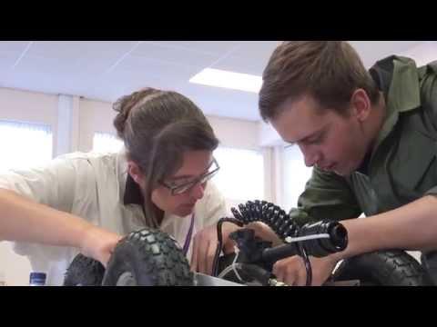 MOD engineering apprenticeship schemes