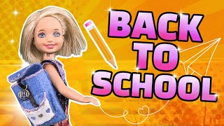 Barbie - Back to School