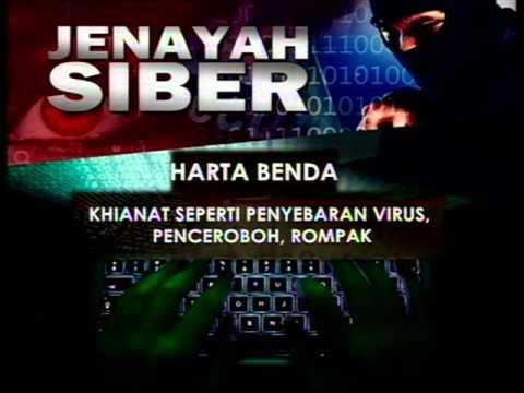 17 Jun - KATEGORI JENAYAH SIBER - YouTube