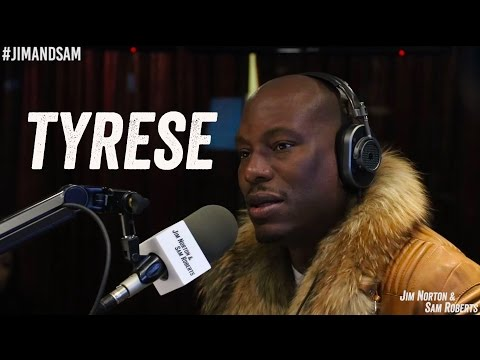 Tyrese - Removing Studio Odor, Fate of the Furious, South Central LA  - Jim Norton & Sam Roberts
