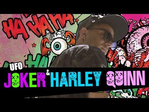 Ufo (Bari Jungle Brothers) - Joker & Harley Quinn
