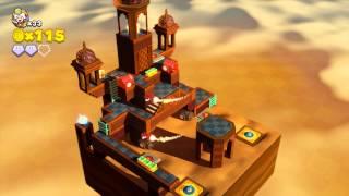 Captain Toad: Treasure Tracker ~ Episode 3 - Level 12: Rock Block Badlands