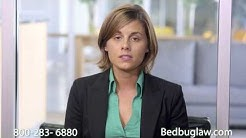 What should I do if my apartment is infested with bed bugs? A bed bug attorney's recommendations