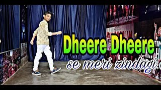 Dheere Dheere Se Meri Zindagi Dance | Lyrical Hip Hop | Honey Singh | Choreography by |Amit kumar|
