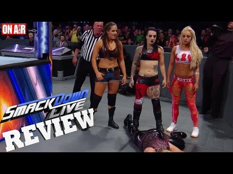 More NXT Women Debut & Attack | WWE Smackdown Live Review Nov. 21, 2017