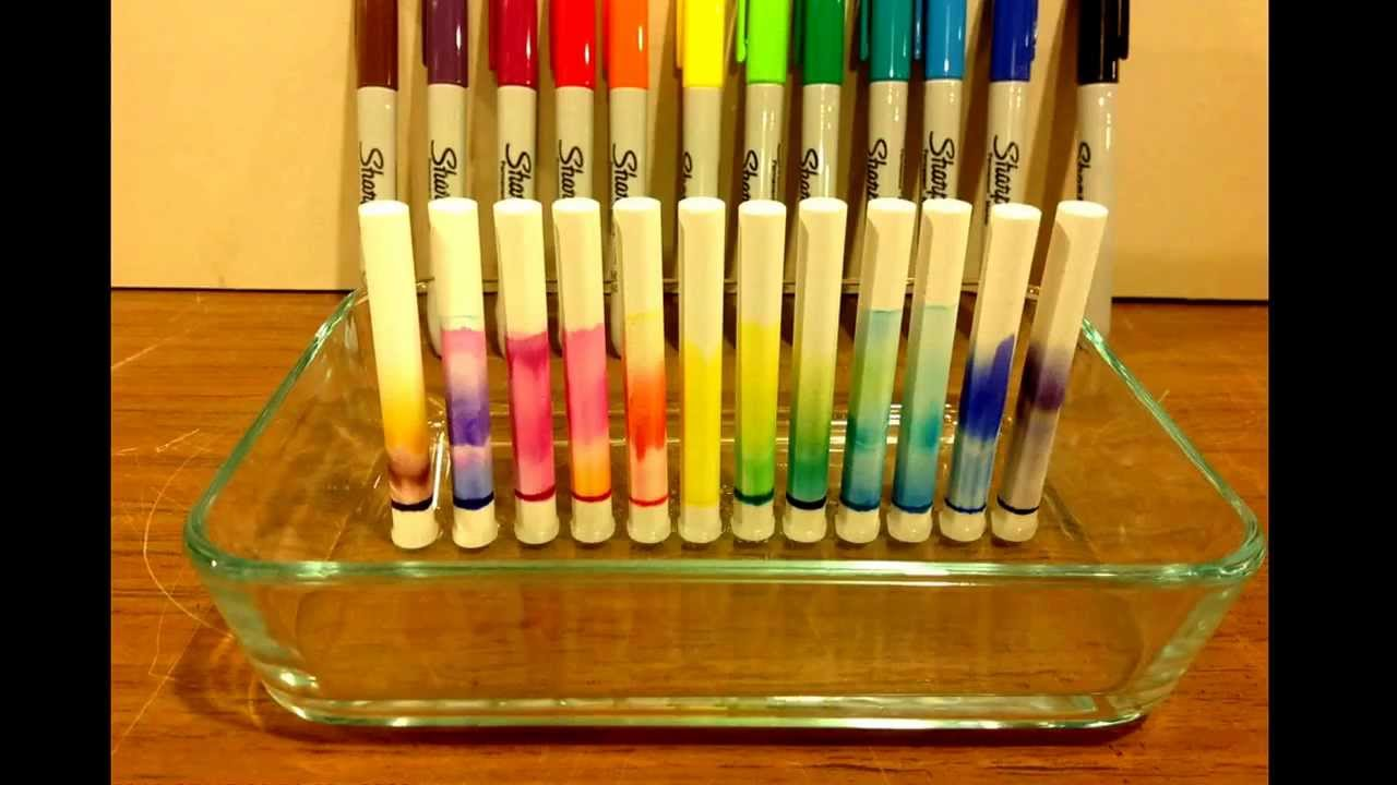 chalk chromatography