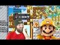 IT'S DOWN TO THE WIRE   Super Expert No Skip [#06] - Super Mario Maker