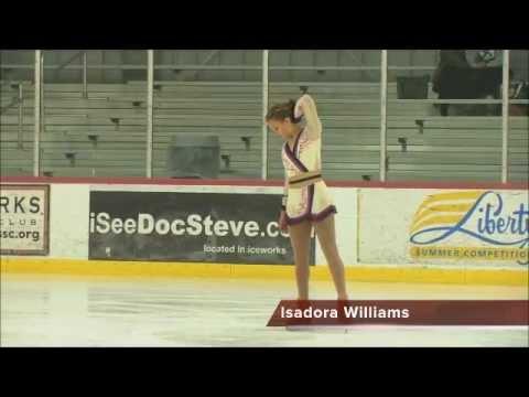 390d79c5a48f55 Isadora Williams Long Program at Liberty - 2012.wmv - YouTube
