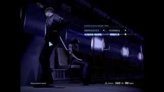 Resident Evil 6 Game Play Leon Single Player Underground