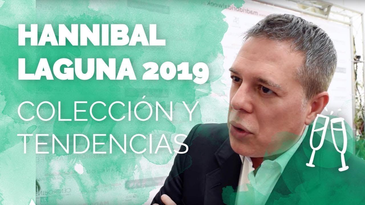 Tendencias de Hannibal Laguna para novia en 2019 - Madrid Bridal ...