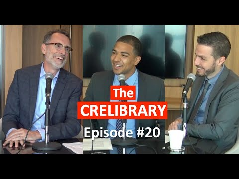 City Building with Gregg Lintern - Chief Planner for the City of Toronto | CRELIBRARY Episode #20