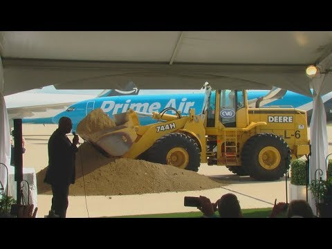 work-begins-on-amazon-air-hub-that-could-bring-2,000-jobs-to-tri-state
