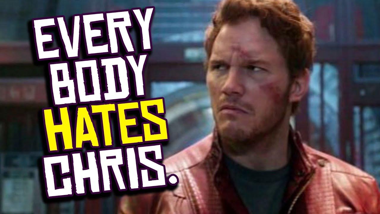 Chris Pratt CANCELED AGAIN Because He Didn't Do a Hollywood Fundraiser?!