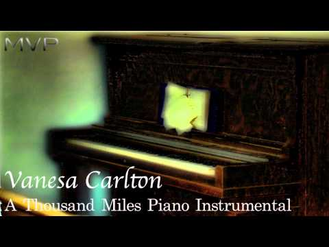 Vanesa Carlton - A Thousand Miles Piano Instrumental (FREE DOWNLOAD)