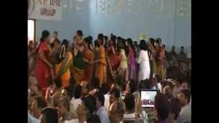 Bhajanolsavam Dubai 27 10 2012 Shri  Kadayanallur Rajagopal  Bhajan Dubai 2012