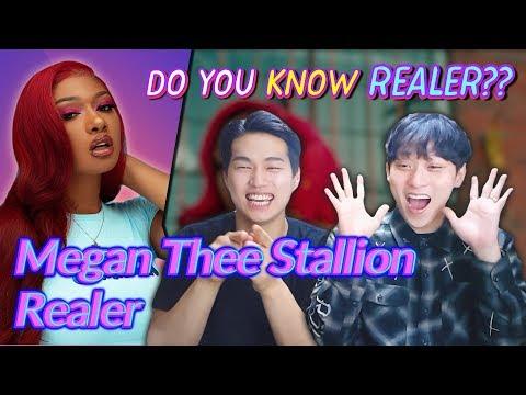 K-pop Artist Reaction Megan Thee Stallion - Realer