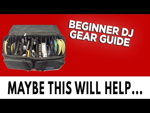 A Beginner's Guide to DJ Equipment & Gear