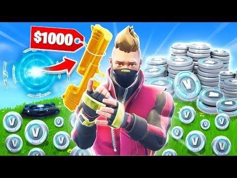 *NEU* PORTAL V-BUCKS WARS Modus in FORTNITE !