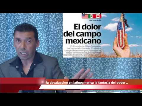 economia latinoamericana devaluacion,el fenomeno trumph,solusion