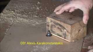 Diy Workbench Router & Saw - Πάγκος Κάθετης Φρέζας (Ρούτερ) & δισκοπρίονο