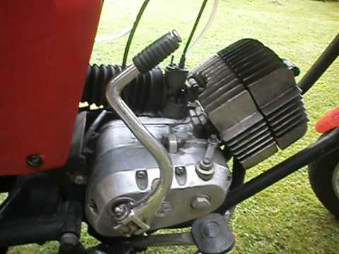 puch m50 racing youtube