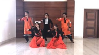 Humma | Kathak | Kathak Rockers