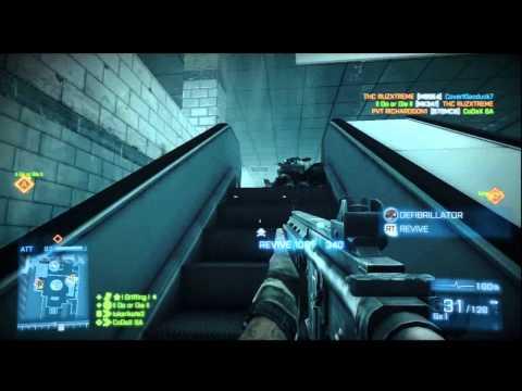Operation Métro - Rush - KH2002 [ Live ]  [ Full Game HD ] سلاحي الجديد ؟
