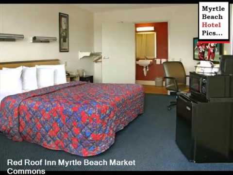 Myrtle Beach Hotels Red Roof Inn Myrtle Beach Market Commons