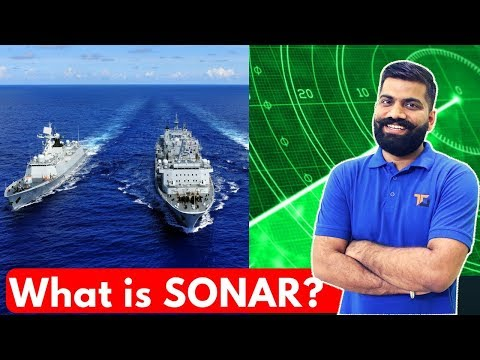 What is SONAR? How SONAR Works?