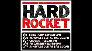 Hard Rocket LIVE @ Pisgah Brewing Co. 2-15-2018