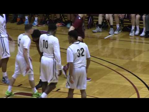 HS Boys Basketball: Central vs. Amherst (Western Mass Championship)