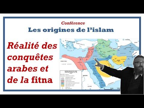 3-Des conquêtes arabes à la fitna [Conférence Odon Lafontaine/Origines de l'islam]