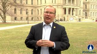 Sen. MacGregor celebrates National Park Week