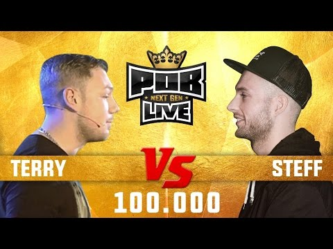 Terry vs Steff  - PunchOutBattles Live