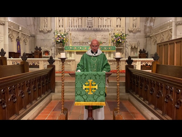 06.14.20 - The Second Sunday after Pentecost - Anglican Heritage Sunday