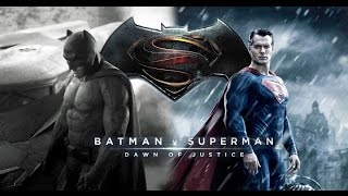 AMC Mail Bag - BATMAN v SUPERMAN Does It Matter Who Is Taller?
